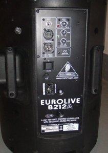 Behringer  Eurolive B212A BionicTempo
