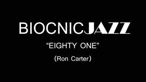 Eighty one Ron Carter